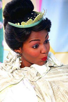 Tiana Disney, Disney Love, Disney Magic, Disney Princesses, Princess Bridal, Princess Tiana, Disney World Trip, Disney Parks, Disneyland Face Characters