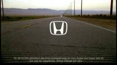 Honda's Musical Highway - Lancaster, CA  2009 Honda Civic Musical Road  Avenue G between 30th and 40th St W.  William Tell Overture