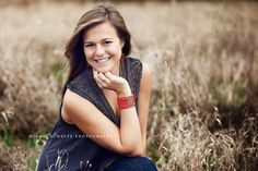 Session with great female senior shots