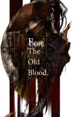 I'm tired — Fear the Old Blood. Old Blood, Dark Blood, Dark Souls, Anime Meme, Do You Know The Muffin Man, Bloodborne Art, Soul Game, Gurren Lagann, The Darkest