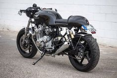 Honda CB750 Seven Fifty Cafe Racer by The Biker Special #motorcycles #caferacer #motos | caferacerpasion.com