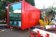 UB: Container Architecture // My Trend Forecast for 2014 - Trend