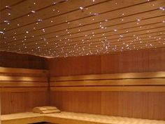Ideal Sauna Sternenhimmel