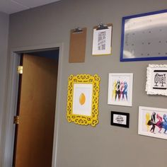 Panorama of @zestsms's gallery wall! #Zesty