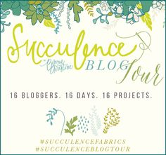 Succulence Blog Tour, by Bonnie Christine