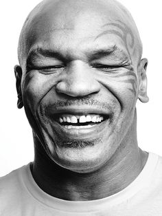 Mike Tyson for Celtic Tattoo Symbols, Celtic Tattoos, Celebrity Drawings, Celebrity Portraits, Mike Tyson Boxing, Boxing History, Earl Sweatshirt, Geometric Tattoo Arm, Face Tattoos