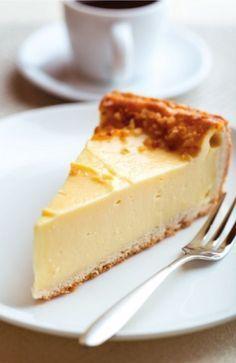 La mejor tarta de queso al horno