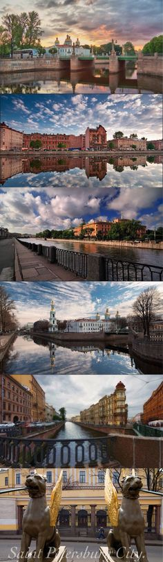 Saint Petersburg City.