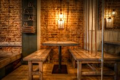 R2 Architecture has designed the interiors of Mowgli Street Food on Bold Street Liverpool. Indian street food with a Scandinavian influenced interior. #woodinterior