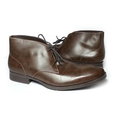 #ebay Men's Ankle leather boots Brown size 10.5 Copley Chukka Boot by Cole Haan India ColeHaan withing our EBAY store at  http://stores.ebay.com/esquirestore
