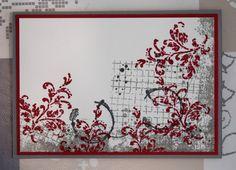 Timeless Textures kaart - Het Knutsellab - Stampin Up #stampinup #crafts #knutselen #stempelen