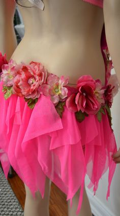 Spring Fairy Monokini Fairy costume Fairy Outfit by LamourLeAllure