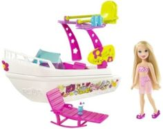 polly pocket boat