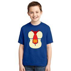 King Kong DK Tie Body Youth T-shirt