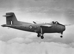 "The Hunting H.126 (1963) was a British experimental aircraft designed and built by Hunting Aircraft in order to test the concept of blown flaps, or as they were known in Britain, ""jet flaps"". Only one aircraft was built, being flown in a series of one hundred test flights at the Royal Aircraft Establishment's Aerodynamics Flight at RAE Bedford. First flight 26 March 1963"