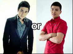 Kevin Ortiz or Luis Coronel?!? Luis Coronel ;o commment down below
