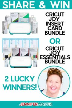 Cricut Giveaway: Enter to win a Cricut cutting machine. Contest ends on the 25th of each month. Open to US and Canadian residents only. See official rules for details. #cricut #cricutjoy Abc Crafts, Official Rules, Cricut Cuttlebug, Cricut Explore Air, Enter To Win, General Crafts, Silhouette Cameo Projects, Program Design, New Books