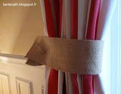 embrasse tissu rideau - RechercheGoogle