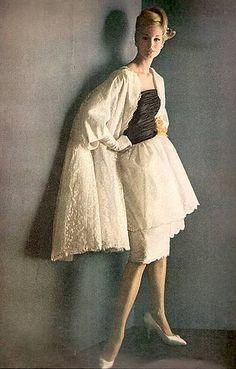 Monique Chevalier, Vogue March 1960