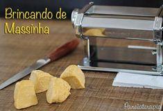 Como Congelar Massa Caseira – Panelaterapia Pasta, Food Hacks, Food Tips, Freezer Meals, Cooking, Kitchen, Ravioli, Facebook, Homemade Lasagna