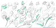 Use colour Pop to make sketching stand out- Design sketching