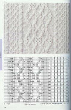 115 узоров спицами! Часть I - Ярмарка Мастеров - ручная работа, handmade