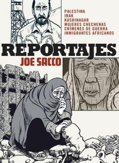 Reportajes - Joe Sacco