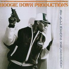 Boogie Down Productions - By All Means Necessary Cd