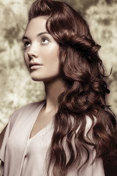 Hair: Spirit Hair Art Team for Spirit Hair Company, High Wycombe. Photography: Desmond Murray