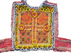 Your place to buy and sell all things handmade Afghan Clothes, Tribal Fabric, Indian Textiles, Fabric Patch, Craft Bags, Antique Clothing, Tribal Fashion, Beaded Embroidery, Embellishments