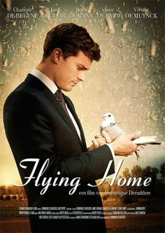 """Official Poster the """"Flying Home"""" 