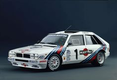 STORMWHEELS: 1985 Italia - LANCIA DELTA S4