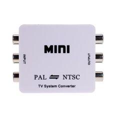 HDV-M616 MINI TV System Video Converter (AV PAL to NTSC or NTSC to PAL)