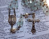 Rosaries by Allison - handmade and custom #rosaries and #chaplets