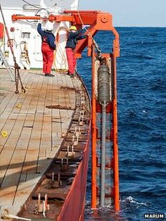 Previous earthquakes that rivalled the March 2011 Tohoku tremor in size may be recorded in sediment samples just recovered from the seafloor off Japan.