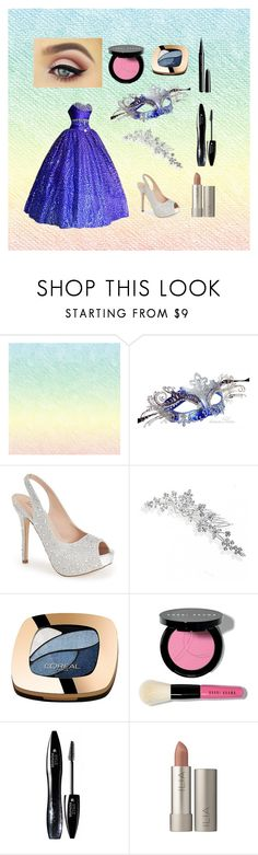 """""""Untitled #23"""" by cecilie-smukke ❤ liked on Polyvore featuring beauty, Masquerade, Lauren Lorraine, Bling Jewelry, L'Oréal Paris, Bobbi Brown Cosmetics, Lancôme and Marc Jacobs"""