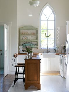 Calm + Bright: A Church Conversion