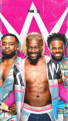 """""""The TAG Champs are heereeee for The New Day Wwe, Wrestling Birthday Parties, Wwe Backstage, Lexi Kaufman, Fox Man, Michael Jordan Basketball, Wwe Wallpapers, Wwe News, Wwe Superstars"""