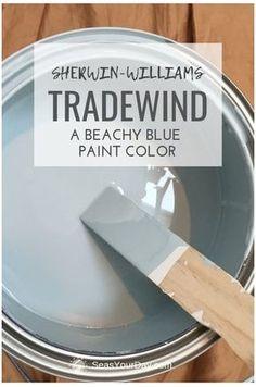Coastal Paint Colors, Blue Paint Colors, Paint Color Schemes, Favorite Paint Colors, Paint Colors For Home, Wall Colors, House Colors, Hgtv Paint Colors, Gray Paint