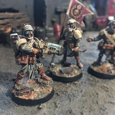Post with 40 votes and 1397 views. Warhammer Imperial Guard, 40k Imperial Guard, Rogue Traders, Warhammer 40k Miniatures, Game Workshop, Fantasy Miniatures, Warhammer 40000, Space Marine, Rogues