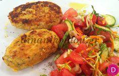 Μπιφτέκια γαλοπούλας αφράτα | Dina Nikolaou Greek Appetizers, Greek Beauty, Bruschetta, Turkey, Chicken, Meat, Ethnic Recipes, Food, Big