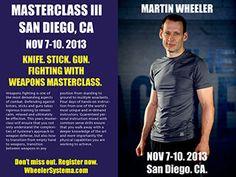 Martin Wheeler Martial Arts