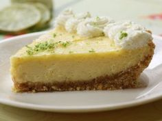*Masa de Gross Key Lime Pie