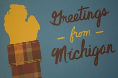 87 best greetings from michigan images on pinterest post cards greetings from michigan m4hsunfo