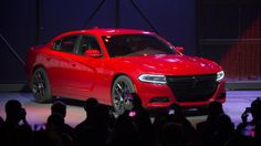 2015 Dodge Charger: First Look