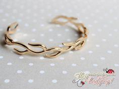 Pulseira/Bracelete Em Chamas
