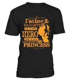Father and Daughter - Hero and Princess