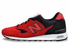 "New Balance 577 ""Red"""