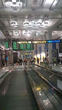 Hi Bangkok, nice to see you again