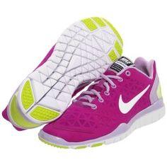 Nike - Free TR Fit 2 (Magenta/Violet Wash/Liquid Lime/White) - Footwear   www.grabevery.com